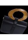 Сумка черного цвета 01-0071
