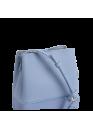 Сумка голубого цвета 01-0344