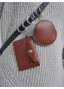 Сумка коричневого цвета 01-0971