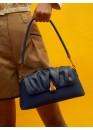 Сумка синего цвета 01-0357