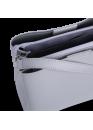 Сумка серого цвета 01-0856