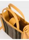 Сумка желтого цвета 01-0826